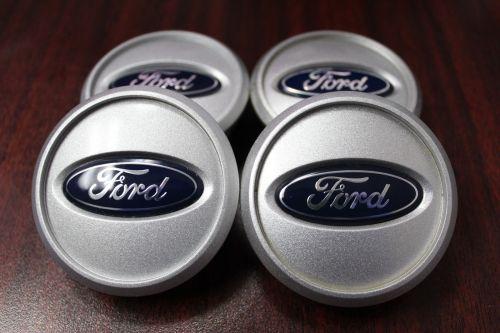 Set-of-4-Ford-Mustang-2005-2014-OEM-2-58-CenterCap-3587-Sparkle-Silver-282930424154-1.jpg