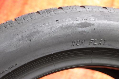TWO-Used-24550R18-2455018-Pirelli-SottoZero-Passenger-Tires-Pair-4010-RFT-272636186553-10-1.jpg
