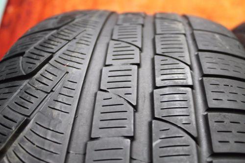 TWO-Used-24550R18-2455018-Pirelli-SottoZero-Passenger-Tires-Pair-4010-RFT-272636186553-2-1.jpg