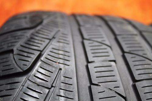 TWO-Used-24550R18-2455018-Pirelli-SottoZero-Passenger-Tires-Pair-4010-RFT-272636186553-3-1.jpg