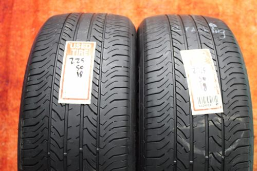 Two-Used-22550R18-2255018-Michelin-Energy-MXV-8-Passenger-Tires-Pair-5205-282473164575-1.jpg