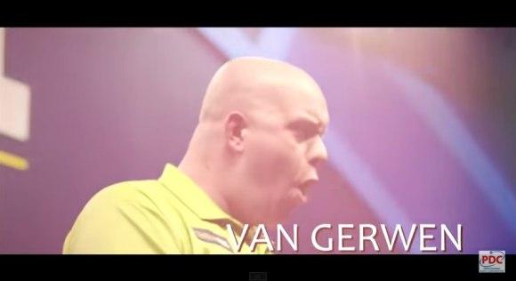 2015 Sydney Darts Masters Michael van Gerwen