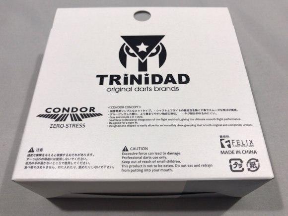 TRiNiDAD 西谷譲二 Camacho Type2