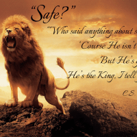 Aslan And Your Calling