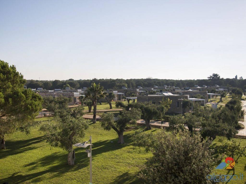 Dolmen Sport Resort struttura 4 stelle a Minervino di
