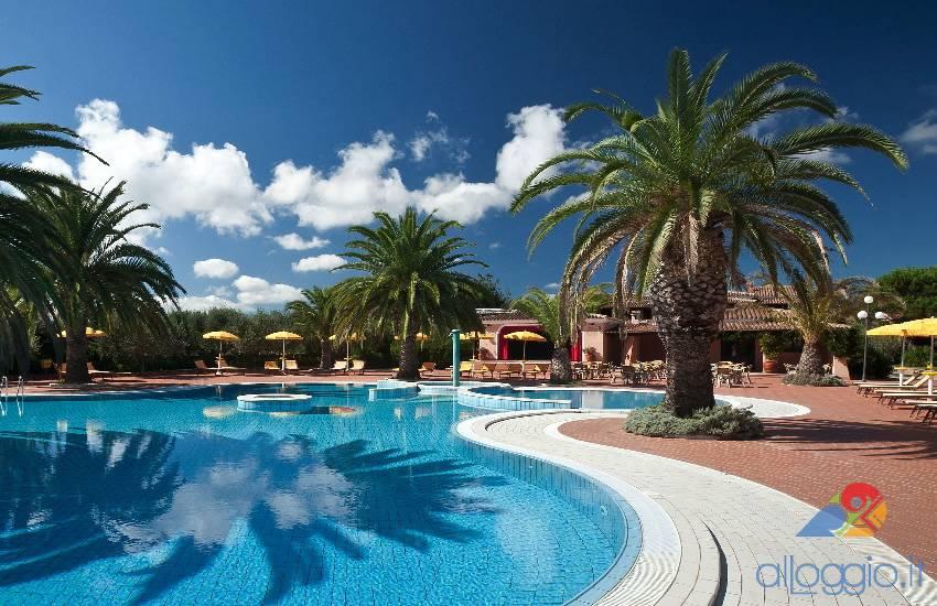 I Giardini di Cala Ginepro Hotel Resort 4 stelle a Orosei Sardegna