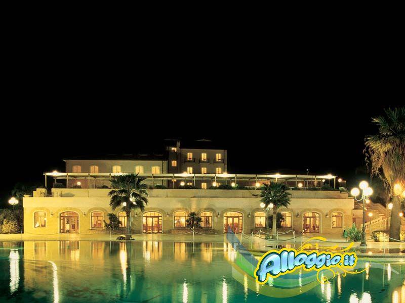 Blu Hotel Kaos struttura 4 stelle a Agrigento Sicilia