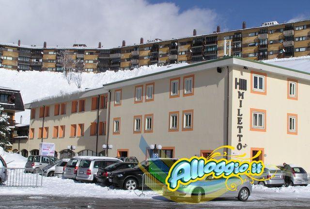 Hotel Miletto struttura 3 stelle a Campitello Matese Molise