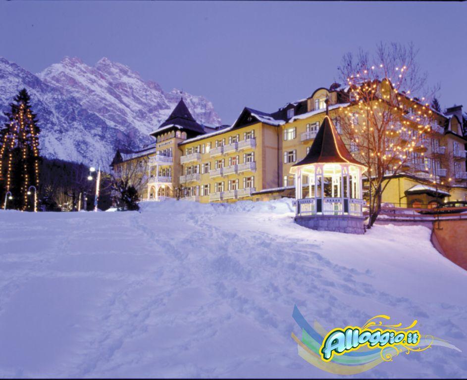 Miramonti Majestic Grand Hotel 5 stelle a Cortina dAmpezzo Veneto