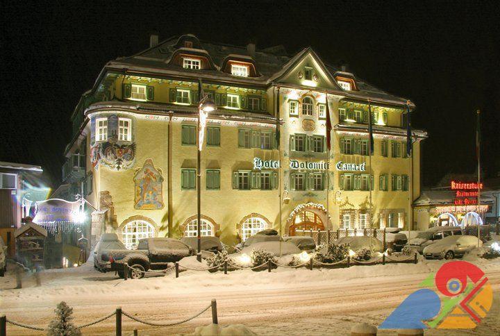 Hotel Dolomiti struttura 4 stelle a Canazei Trentino