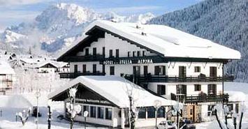 Hotel Stella Alpina struttura 3 stelle a Andalo Trentino