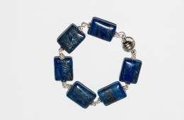 Bracelet Carrés Lapis