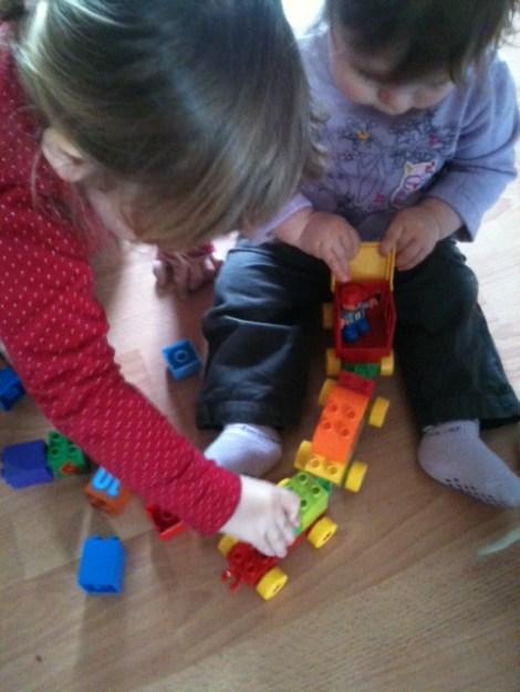 train lego duplo