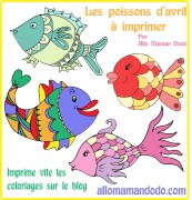 poisson d'avril origine