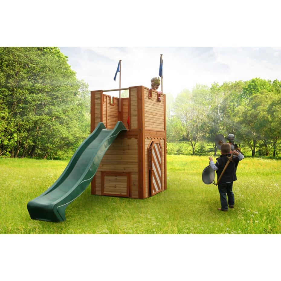 dans notre jardin de r ve zoom sur les cabanes pour enfants allo maman dodo. Black Bedroom Furniture Sets. Home Design Ideas