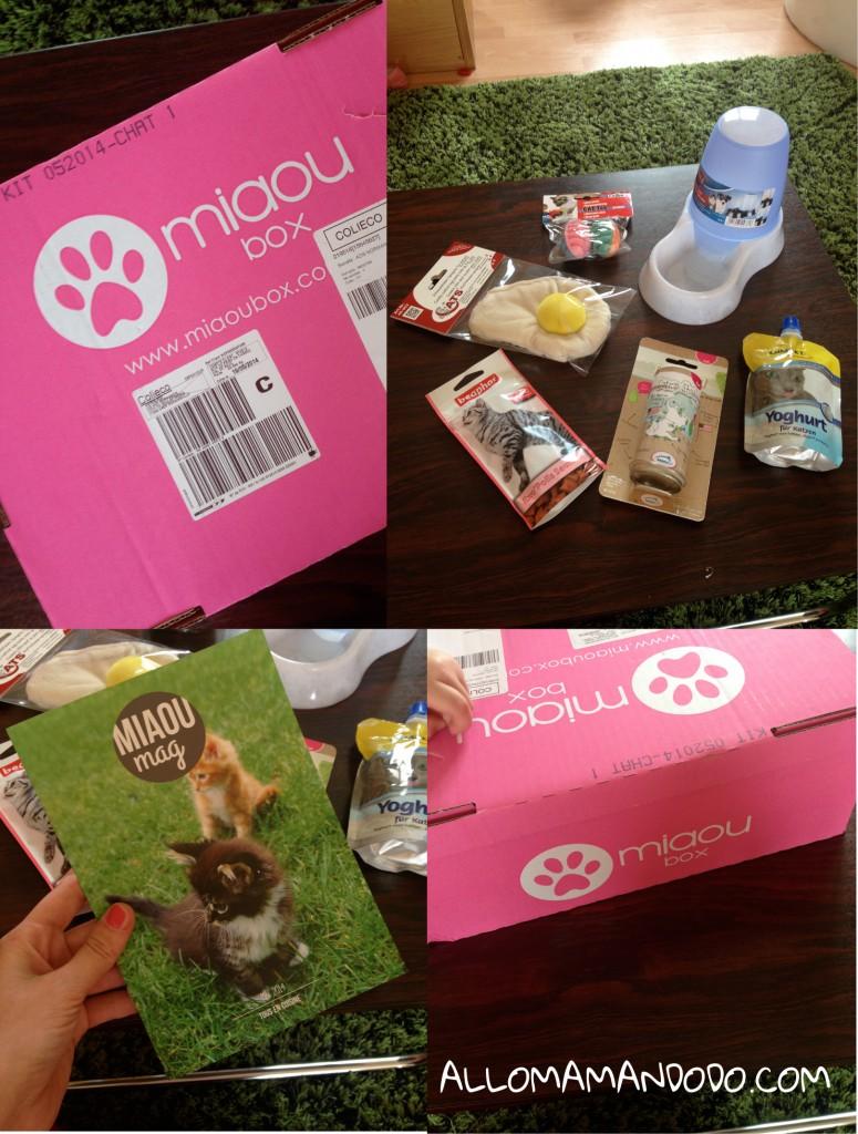 MIAOU box mai