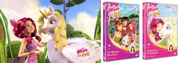 mia et moi dvd