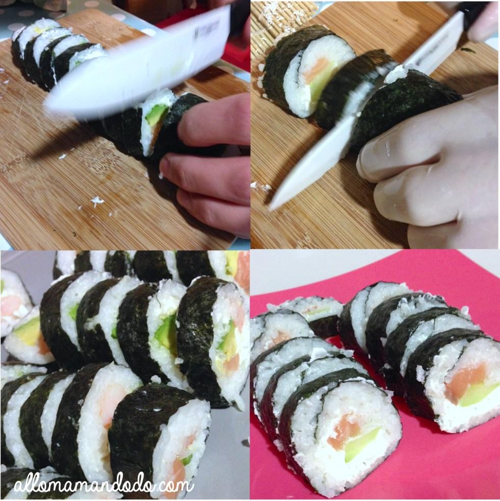 faire des sushis makis