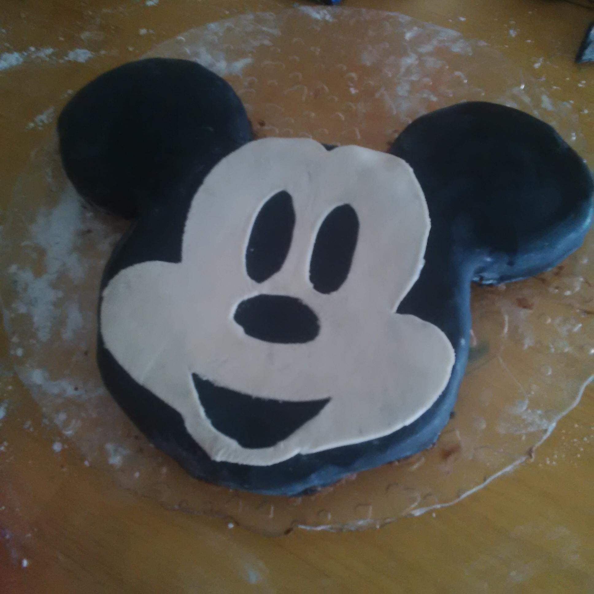 Bekannt Tuto DIY: Le Gâteau Mickey! - Allo Maman Dodo KK47