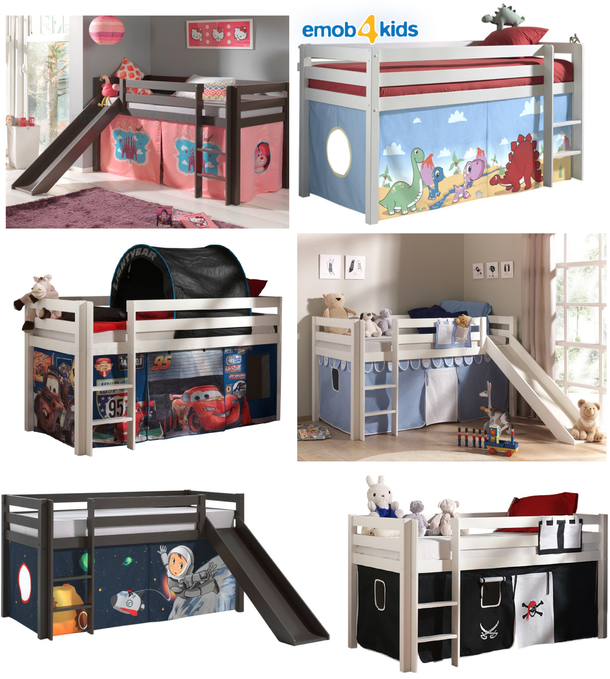 des lits extraordinaires pour tous les enfants viens. Black Bedroom Furniture Sets. Home Design Ideas