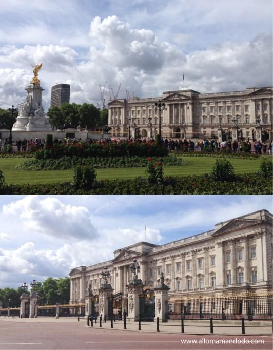 londres buckingham palace photo