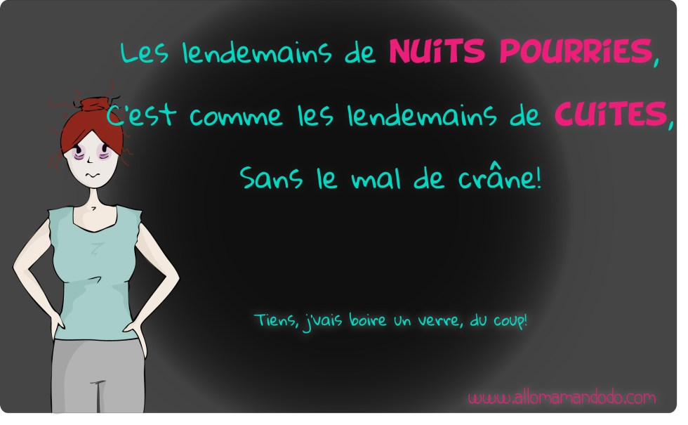 nuits pourries cuite