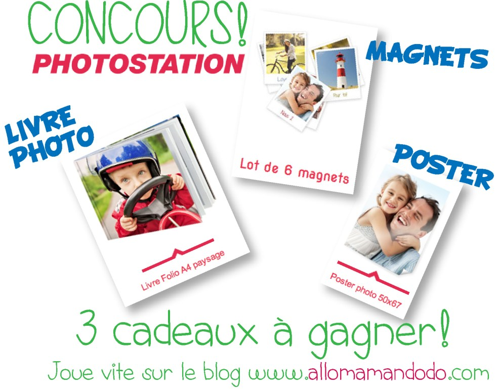 photostation concours blog maman