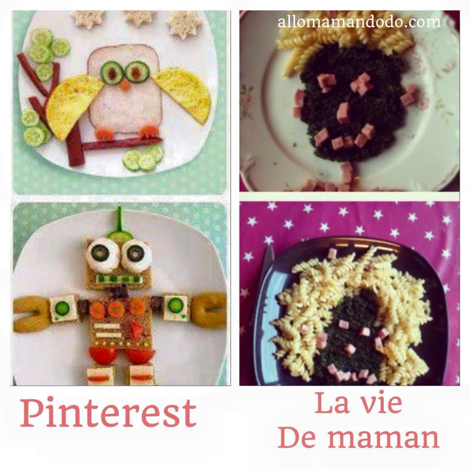 vraie vie de maman humour foodart