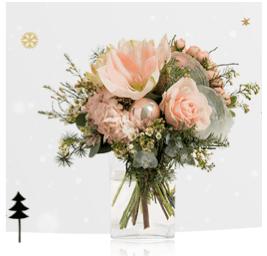 se faire livrer des fleurs
