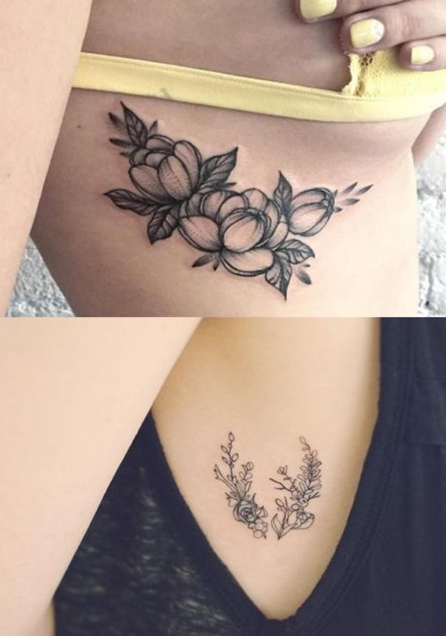 Tatouage cot du ventre galerie tatouage - Tatouage sur les cotes ...