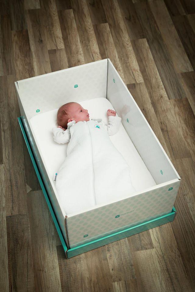 marmotte box bébé lit berceau