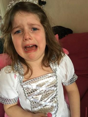 enfant colère