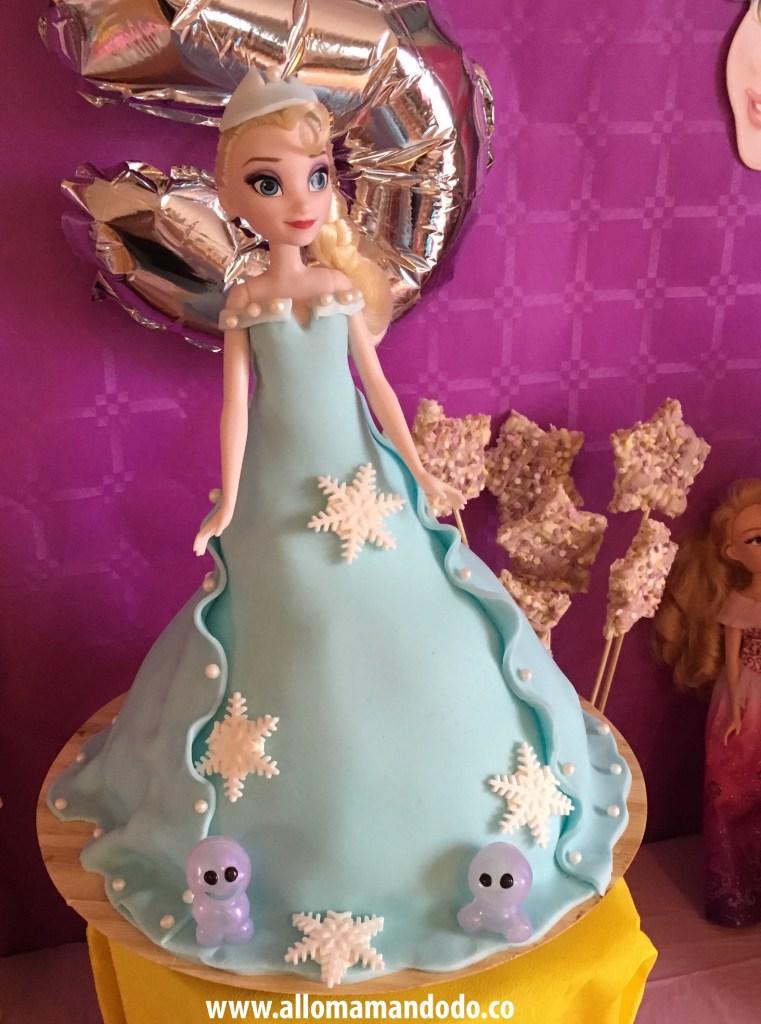 gateau princesse