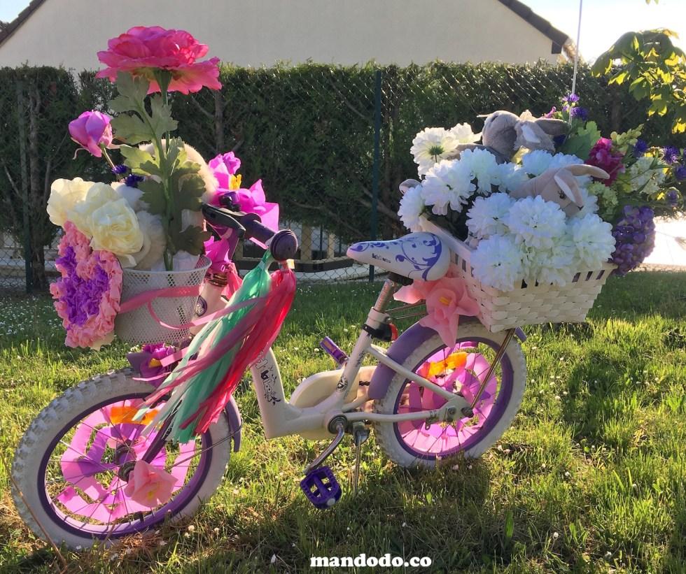 velo fleuri concours