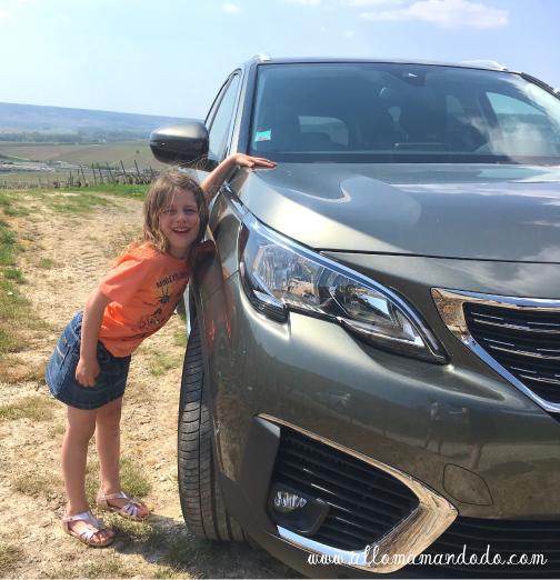 Louer une voiture pour des vacances en famille, bon plan? (On a testé Sixt!)