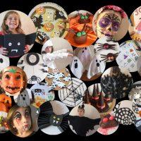 45 idées de bricolage d'Halloween!