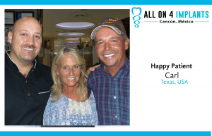 All-on-4 Happy Patient: Carl!