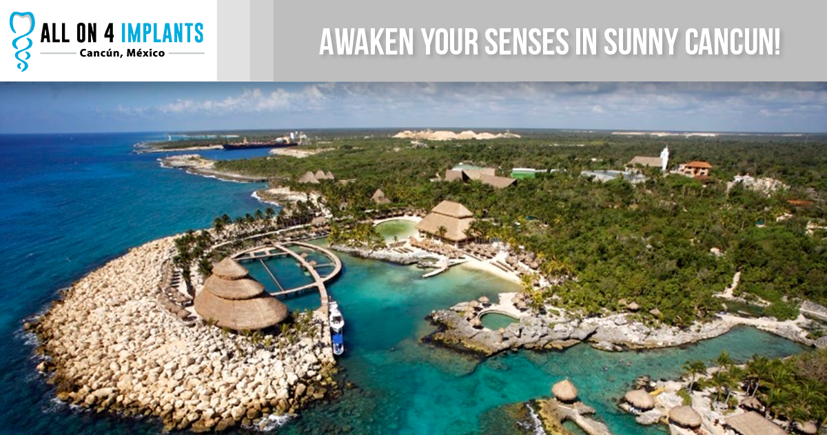 Things to do in Cancun during your dental Vacation!