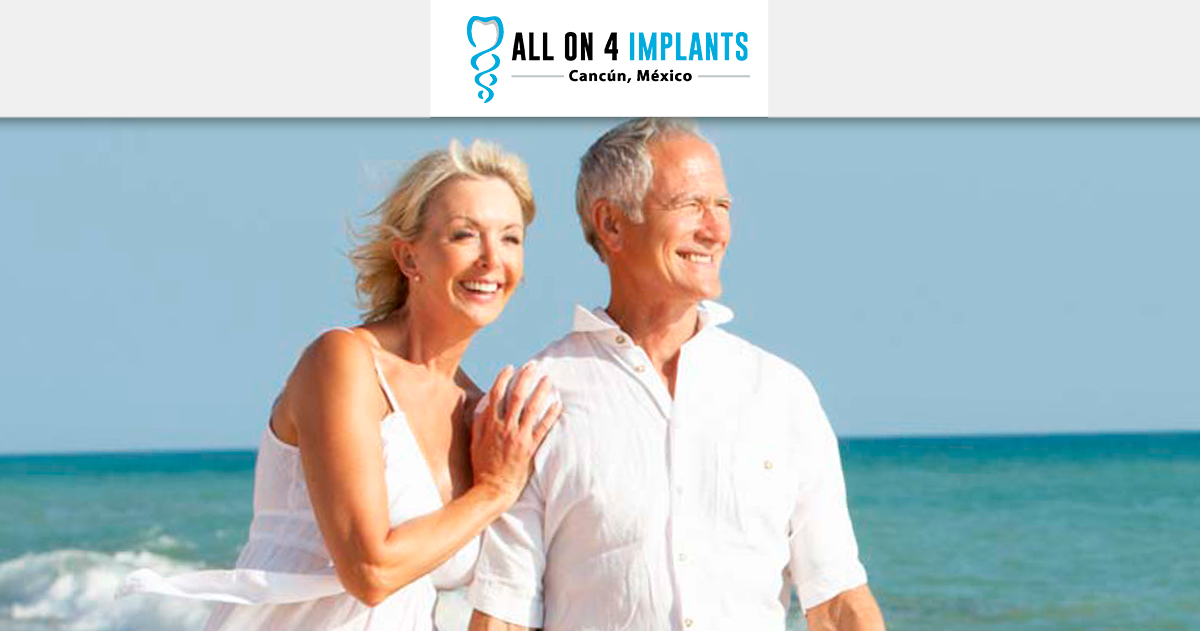 All-on-4 in Cancun, an affordable option to restore your smile!