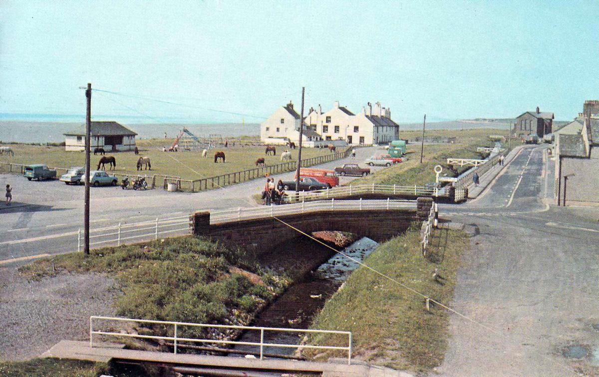 Allonby Bridge 1983