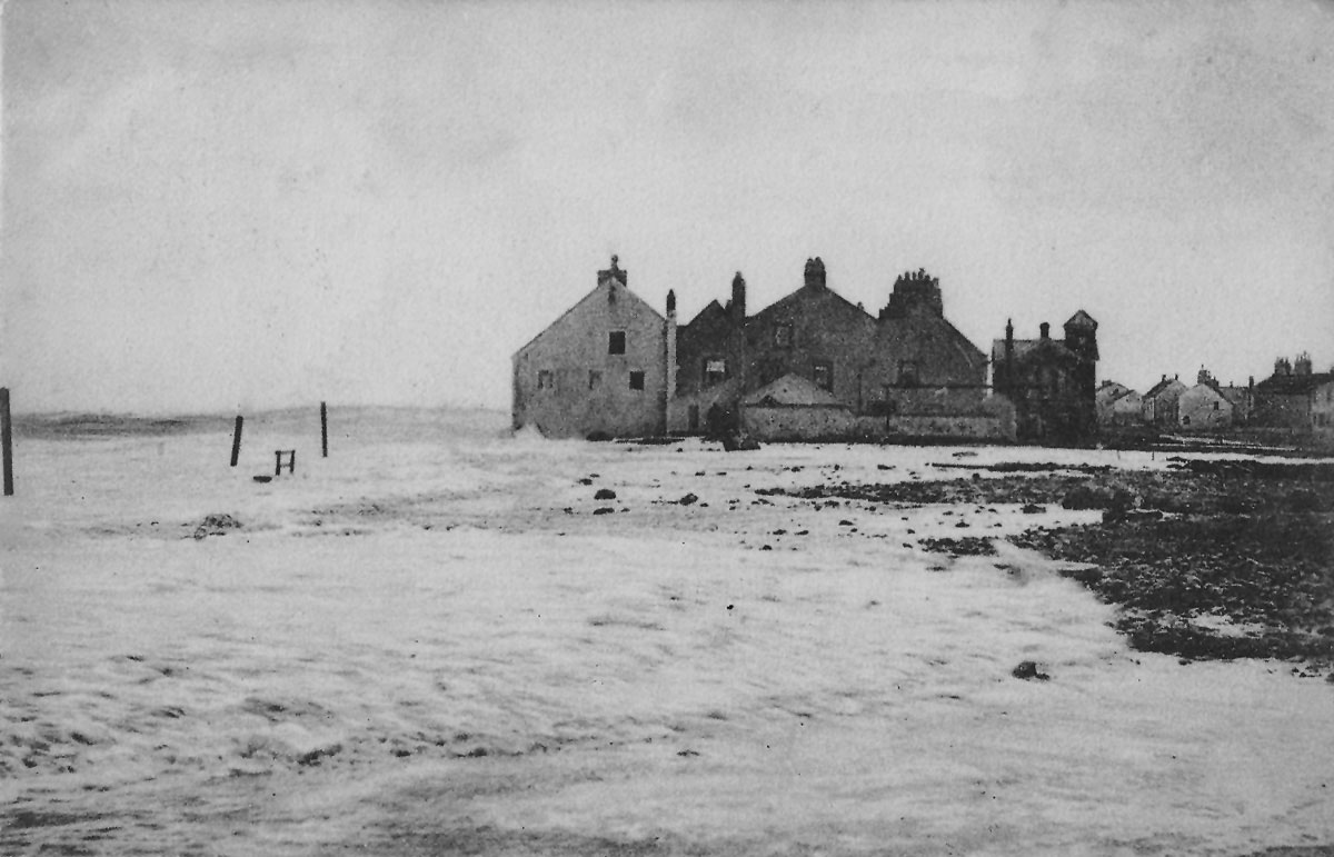 Allonby High Tide 1906