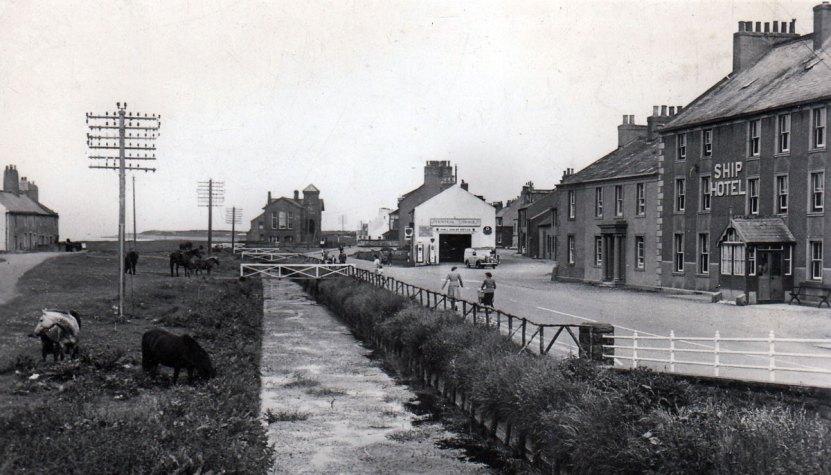 Allonby Main Street