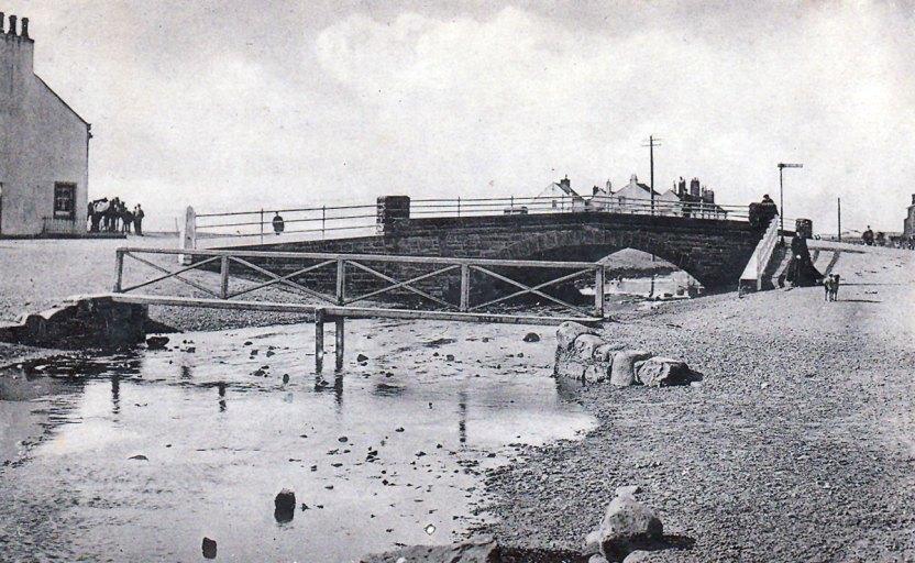 The New Bridge Allonby