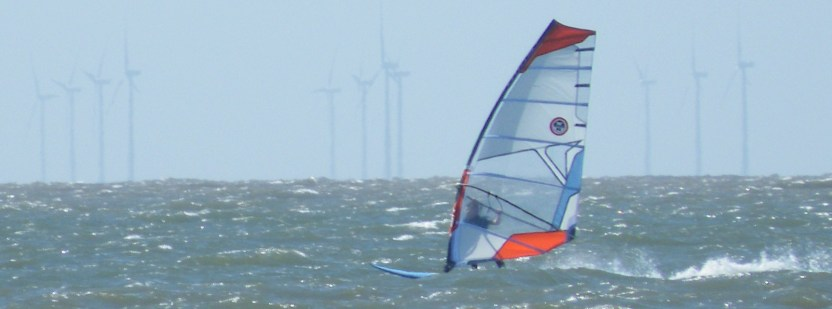 Activities - Windsurfing Allonby