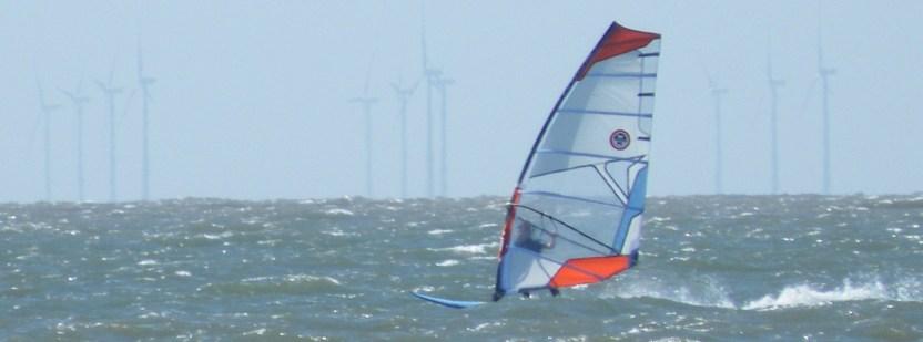 Activities - Windsurfing Allonby