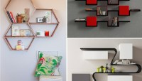 Creative ideas for modern shelves | All on Style