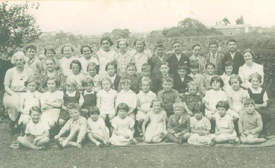 Allostock School 1939