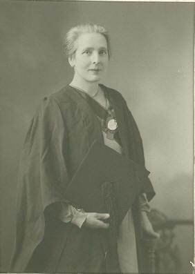 Headmistress Allostock School 1912 - 1933
