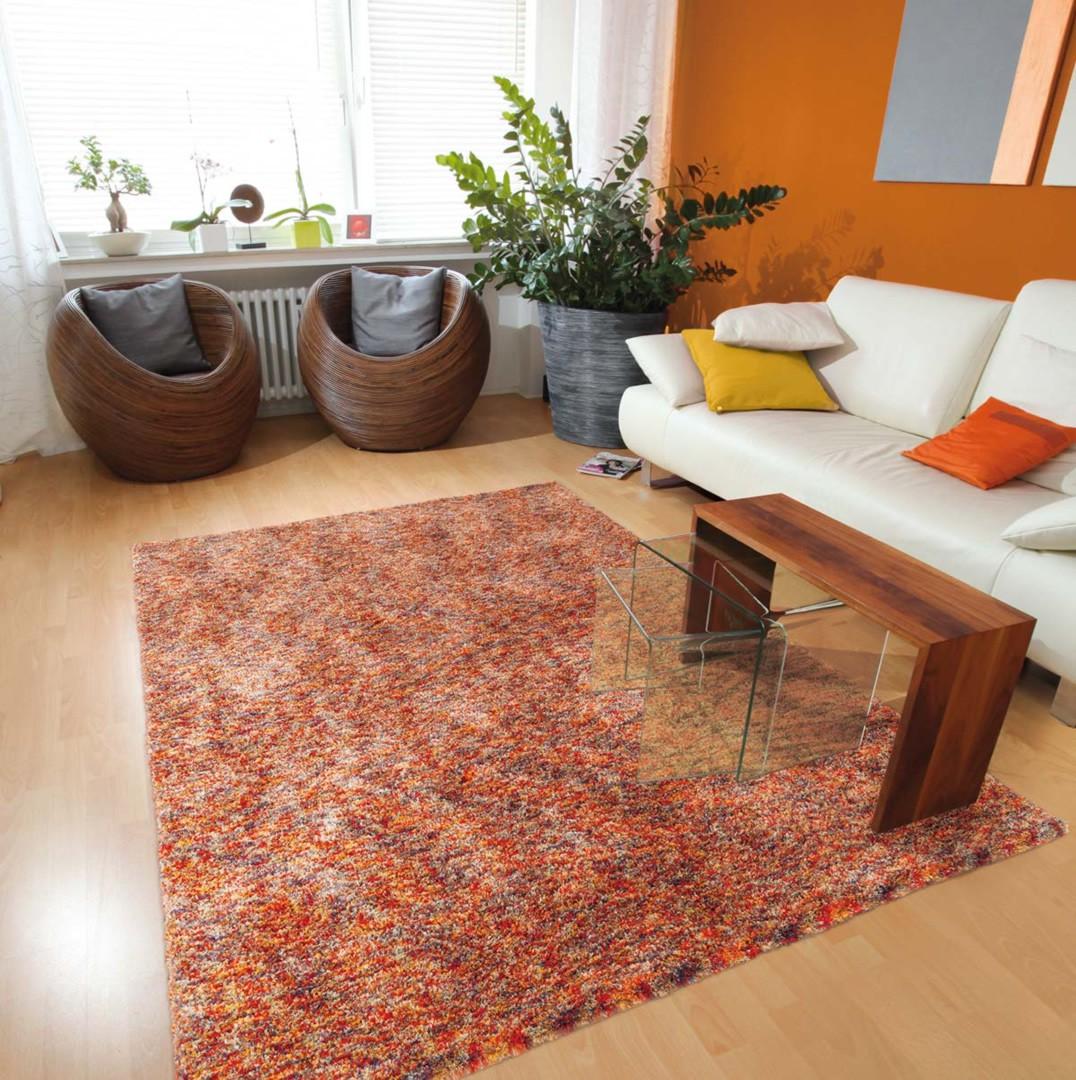 Tapis Salon Orange Et Marron | 28 Charmant Tapis Moderne Salon Tapis ...