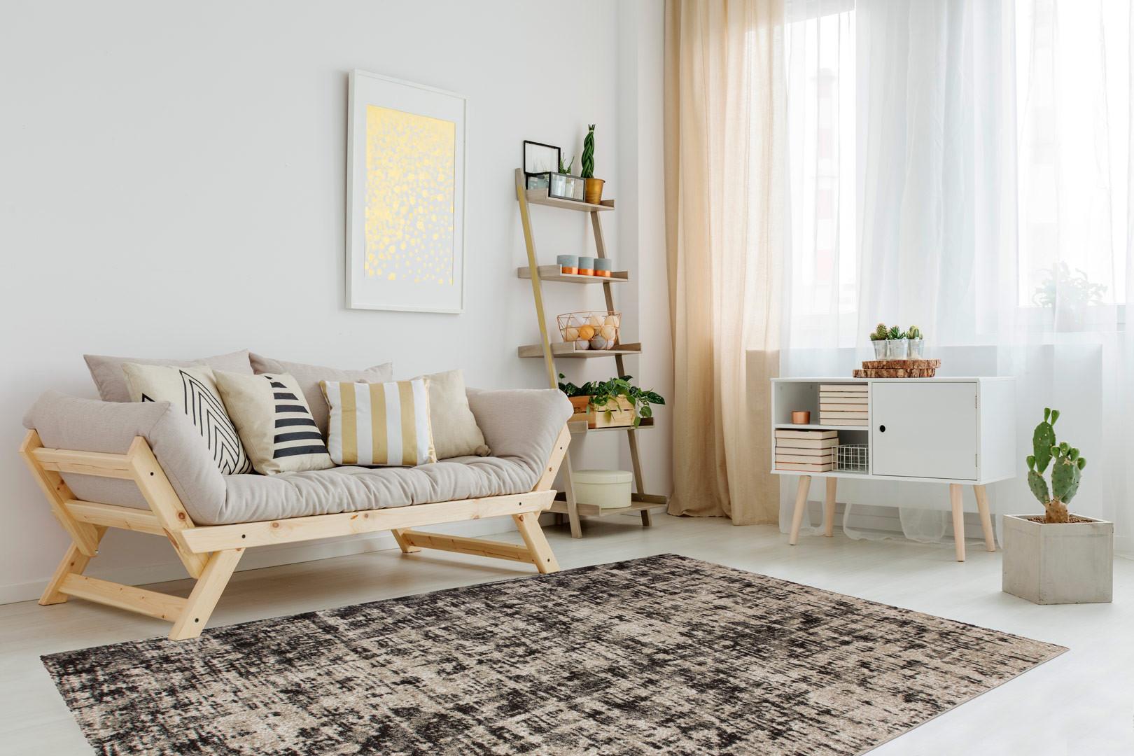 Tapis Pour Salon Beige Details Sur Tapis Cercle Design Moderne